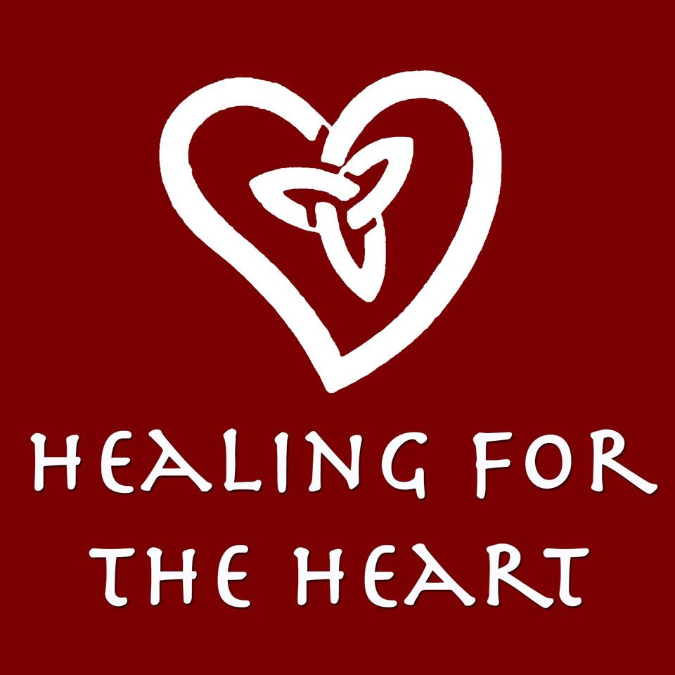 logo for healing for the heart organisation